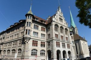 Stadhuis Zurich